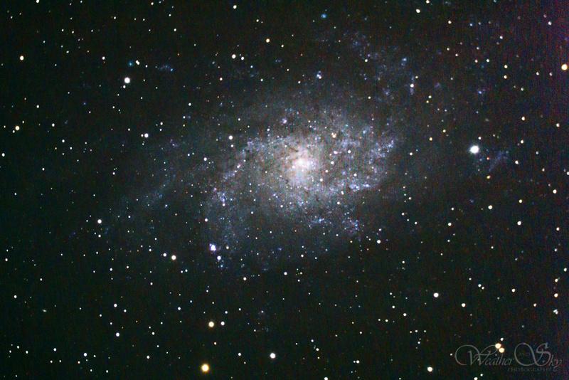 M33 Triangulum Galaxy Part1