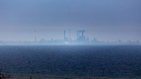 Mirage of Toronto Skyline April 25, 2014
