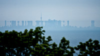 Toronto Skyline Mirage May 7, 2012