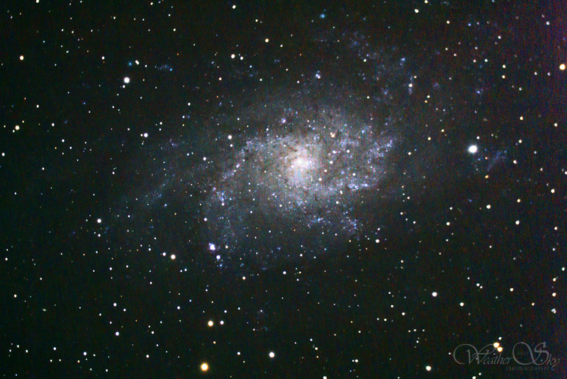 M33 Triangulum Galaxy Part1